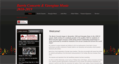 Preview of georgianmusic.org